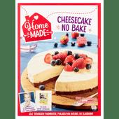 Home made No bake cheesecake