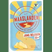 Maaslander 30+ jong belegen plakken