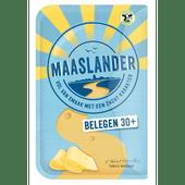 Maaslander 30+ belegen plakken
