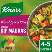 Knorr Wereldgerecht Indiase kip madras xl