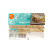 Planet Deli Folded flatbread