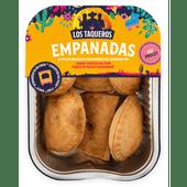 Los Taqueros Empanadas gekruide kip 6 stuks