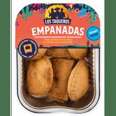 Los Taqueros Empanadas gekruide gehakt 6 stuks