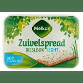 Melkan Zuivelspread light bieslook