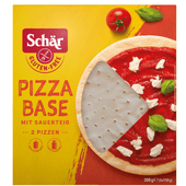 Schär Pizza bodem