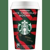 Starbucks Chilled classics white chocolate moccha