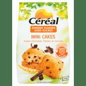Céréal Mini cakes stukjes chocolade