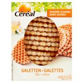 Céréal Galetten fijn suikervrij 5 stuks