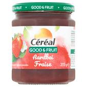 Céréal Confituur puur fruit aardbei