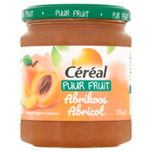 Céréal Confituur puur fruit abrikoos