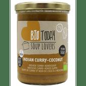 Bio Today Indiase curry-kokossoep