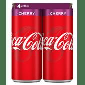 Coca-Cola Regular cherry