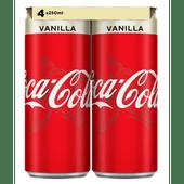 Coca-Cola Regular vanilla