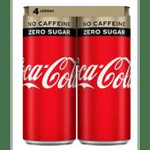 Coca-Cola Zero caffeine free