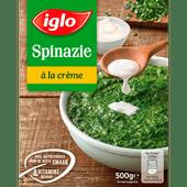 Iglo Spinazie a la creme deelblokje