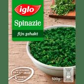 Iglo Spinazie fijn gehakt deelblokjes