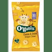 Organix Dragon claws cheese onion 10+ maanden