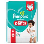 Pampers Baby dry pants junior midpack maat 6