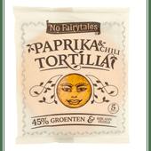 No Fairytales Tortilla paprika-chili