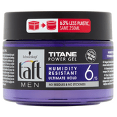 Taft Haargel power gel titane
