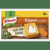 Knorr Bouillonblokjes kip 8 stuks