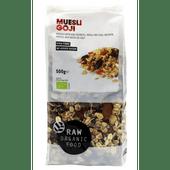 Raworganic Muesli gojibes