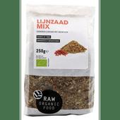 RAW Organic Food Lijnzaadmix chia sesam