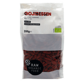 RAW Organic Food Gojibessen