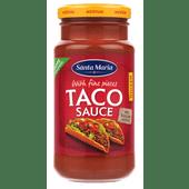 Santa Maria Taco sauce medium