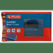 Herlitz Perforator blauw