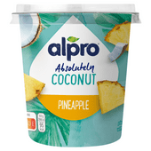 Alpro Absolutely coconut pineapple