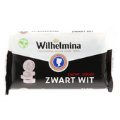 Wilhelmina Zwartwit 3 stuks