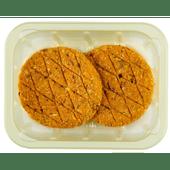 DekaVers Vegetarische burger champignon quinoa