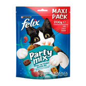 Felix Kattennacks party mix seaside 5 stuks