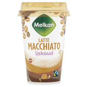 Melkan Ijskoffie macchiato