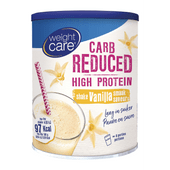 Weight Care High protein shake vanille