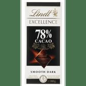 Lindt Lindor Chocoladereep excellence 78%