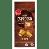 1 de Beste Koffiecups dark espresso sterkte 8
