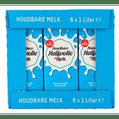 1 de Beste Houdbare halfvolle melk 6 x 1 liter