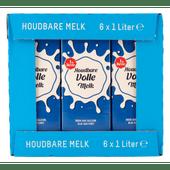 1 de Beste Houdbare volle melk 6 x 1 liter