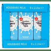 1 de Beste Houdbare magere melk 6 x 1 liter