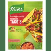 Knorr Wereldgerecht mexiaanse tacos