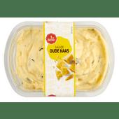 1 de Beste Salade oude kaas