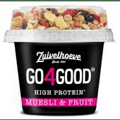 Zuivelhoeve Go4good muesli & fruit