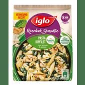Iglo Roerbaksensatie kip-pasta-boursin