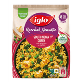 Iglo Roerbaksensatie south Indian curry