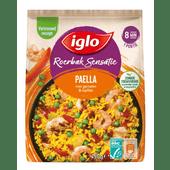 Iglo Roerbaksensatie Spaanse paella