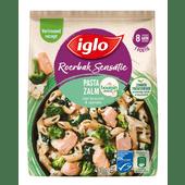 Iglo Roerbaksensatie zalm-pasta-boursin