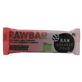 Raworganic Proteine bar appel&kaneel