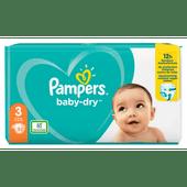 Pampers Baby dry pants midi maat 3 valuepack
